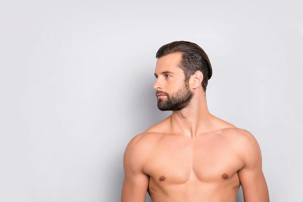 Mirabiliss Polyclinic - Breast reduction in men