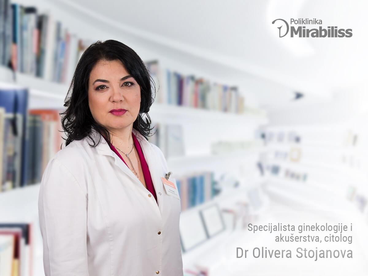 Mirabiliss Polyclinic Nis - Our Team - Olivera Stojanova