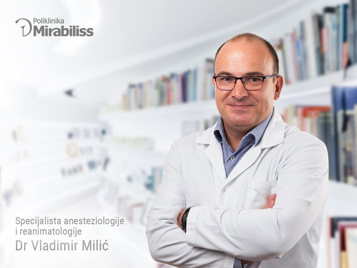 Mirabiliss Polyclinic Nis - Our Team - Vladimir Milic
