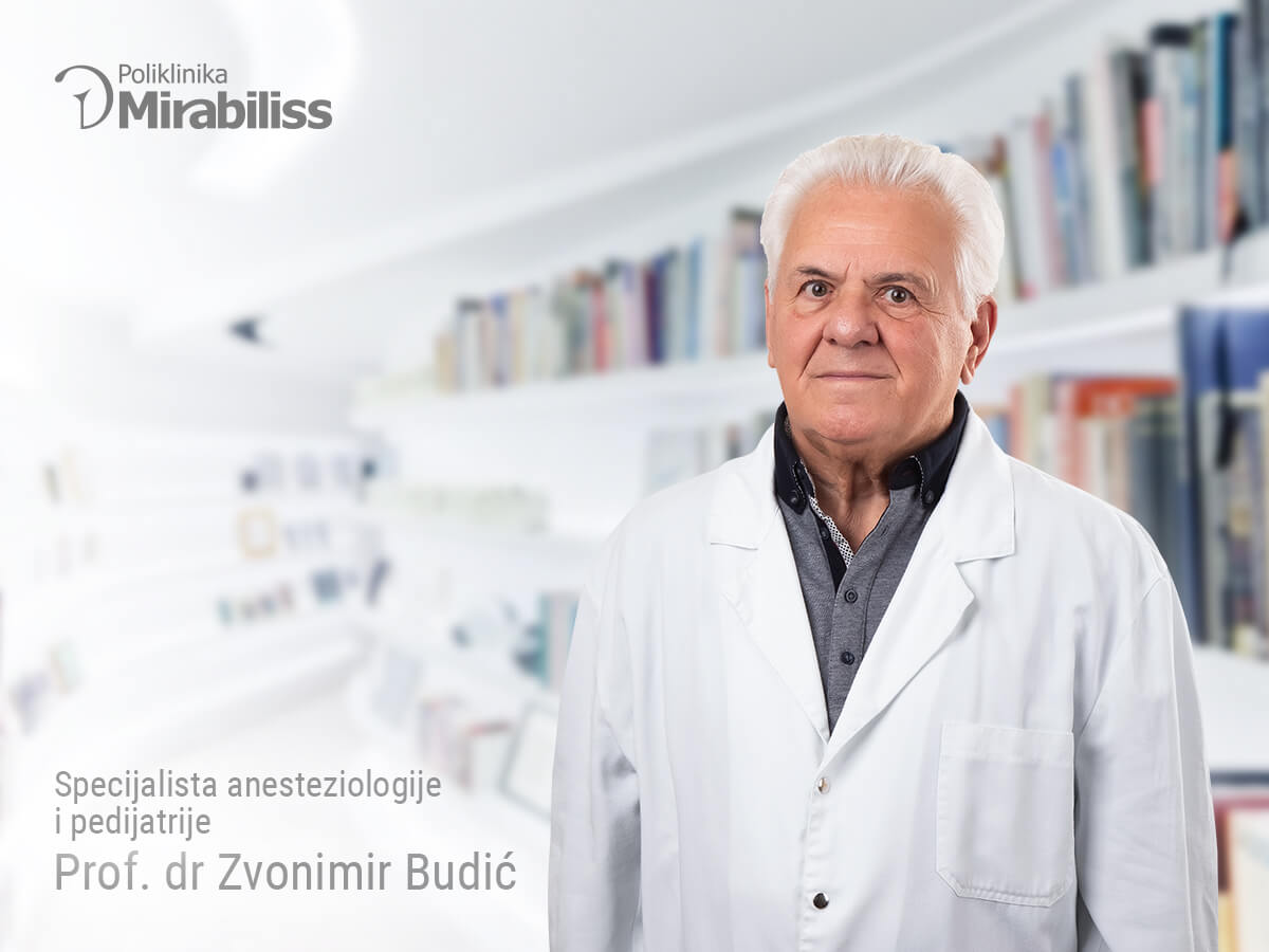 Mirabiliss Polyclinic Nis - Our Team - Zvonimir Budic