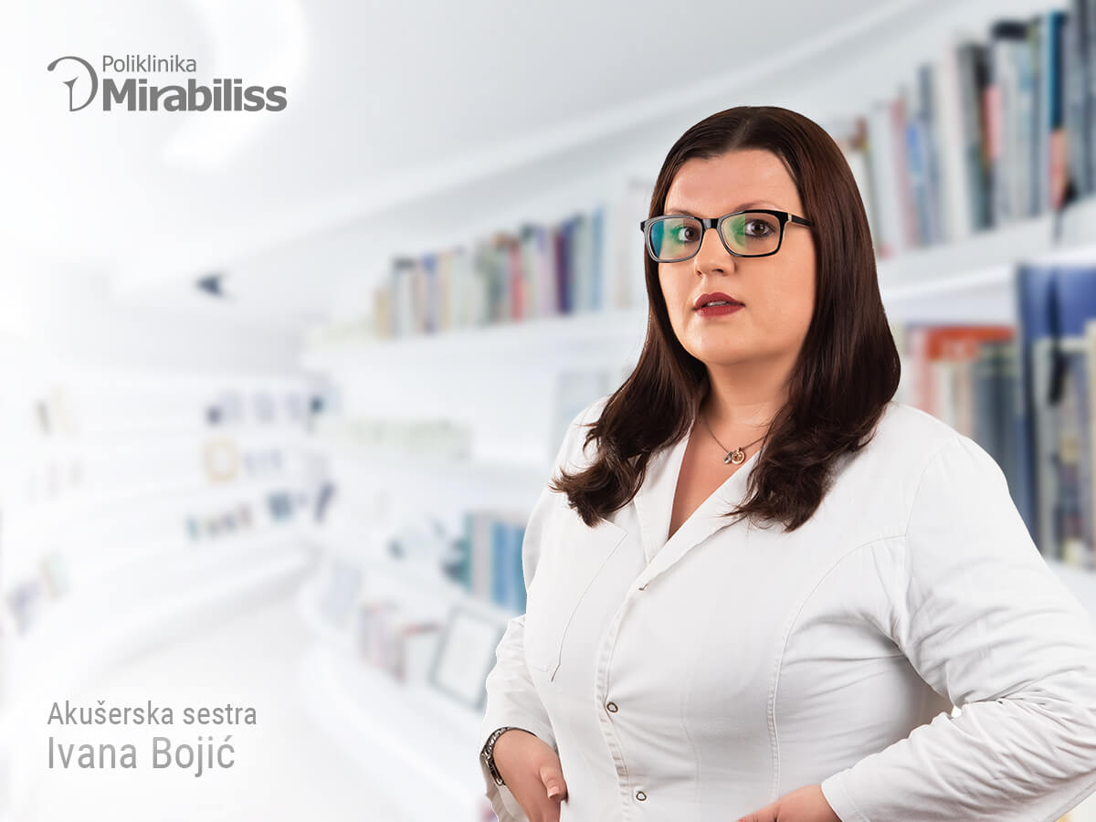 Mirabiliss Polyclinic Nis - Our Team - Ivana Bojic