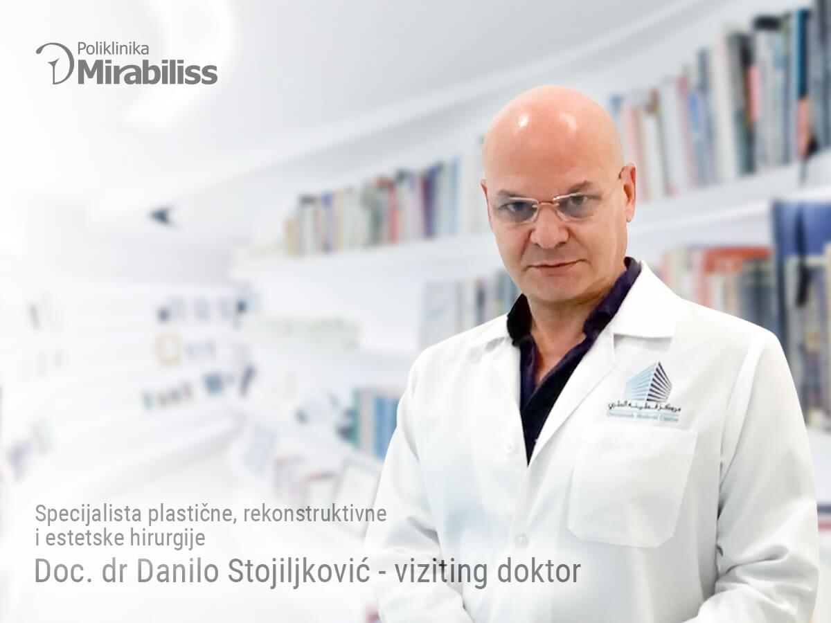 Mirabiliss Polyclinic - Our Team - Danilo Stojiljkovic